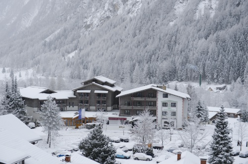 HUNGUEST Hotel Heiligenblut in the Winter