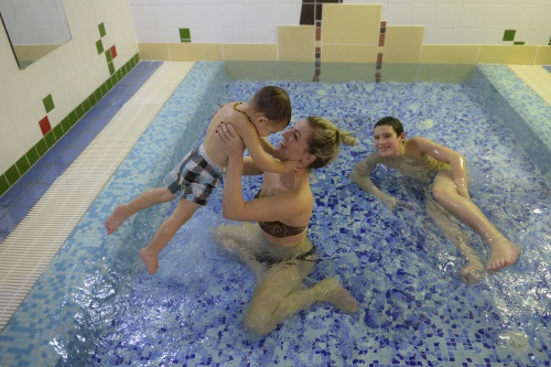 Childrens pool - Hotel Heiligenblut