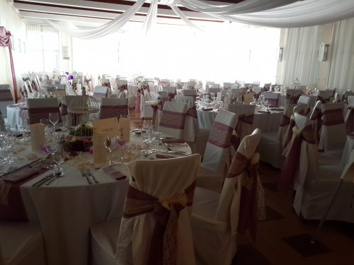 Wedding in the Panoráma Restaurant - Grandhotel Galya - Mátra