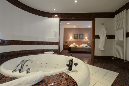 Luxury apartment with jacuzzi - Hunguest Hotel Pelion - Tapolca