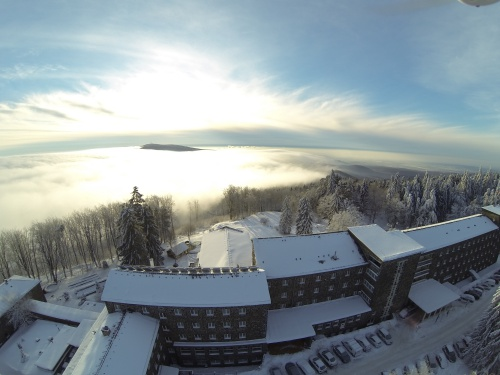 Above the clouds - Grandhotel Galya - Mátra