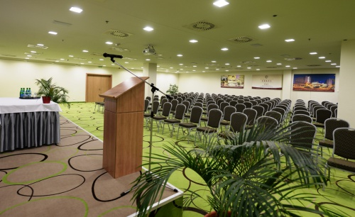 Hunyadi conference room - theatre style - Hunguest Hotel Erkel - Gyula