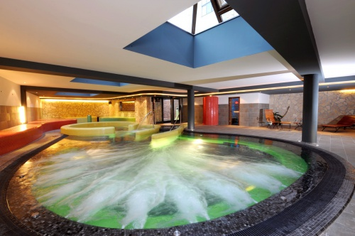 Adventure pool -  Lillafüred - Hunguest Hotel Palota