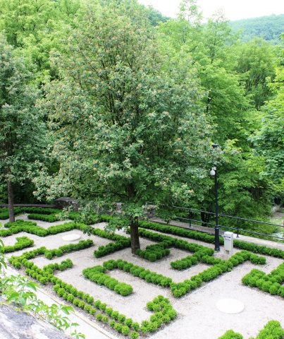 Terrace Gardens In Lillafüred - Hunguest Hotel Palota