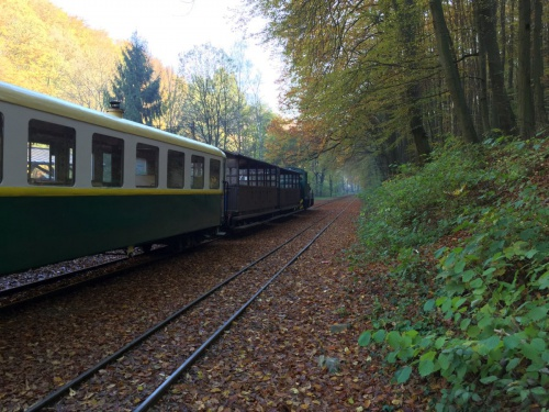 Forrest train of Lillafüred - Hunguest Hotel Palota