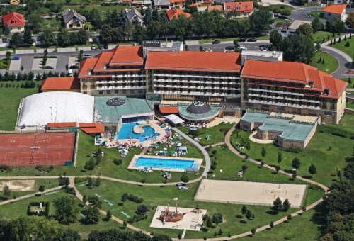Hotel with 4 acres of park - Hunguest Hotel Pelion - Tapolca