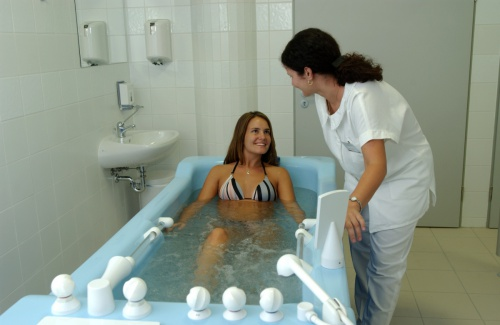 Hydroxeur Jacuzzi in Therapy & Beauty - Hunguest Hotel Pelion - Tapolca