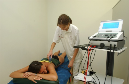 Ultrasound body treatment at Therapy & Beauty - Hunguest Hotel Pelion - Tapolca
