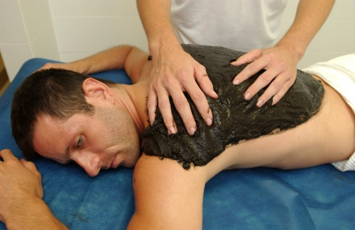 Therapeutic mud treatment - Hunguest Hotel Pelion - Tapolca