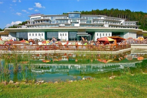 Spa - Saliris Resort Spa & Conference Hotel - Egerszalók