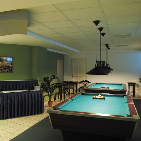 Billard -  Lillafüred - Hunguest Hotel Palota