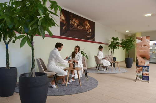 Thalion beauty department - Hunguest Hotel Pelion - Tapolca