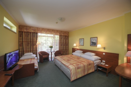 Double room with extra bed - Hunguest Hotel Répce Gold - Bükfürdő