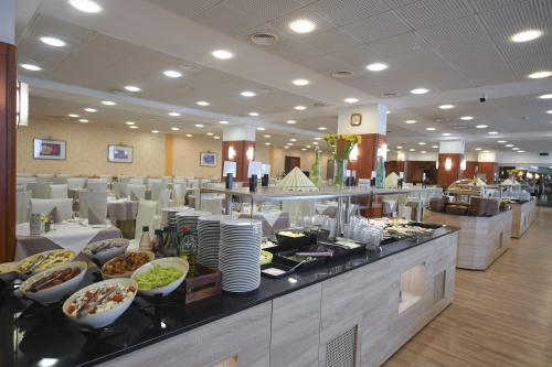 Buffet - Hunguest Hotel Répce Gold - Bükfürdő