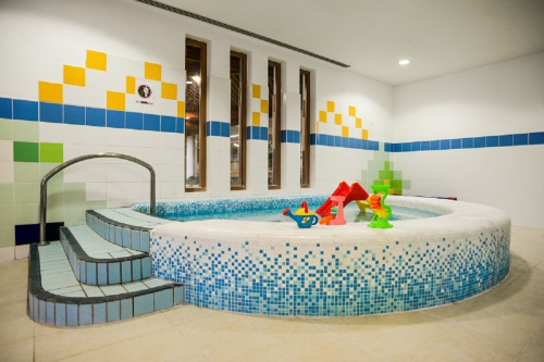 Cozy children's pool - Hunguest Hotel Pelion - Tapolca