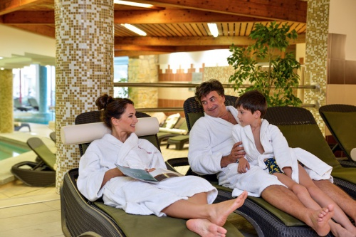 Wellness experiences of the Tihany-Toth family - Hunguest Hotel Pelion - Tapolca
