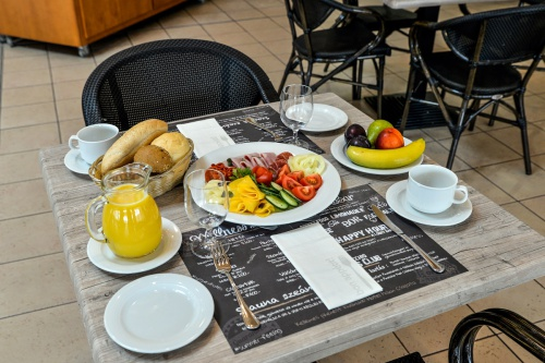 Delicious breakfast - Hunguest Hotel Pelion - Tapolca