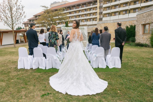 Wedding in the Park - Hunguest Hotel Pelion - Tapolca