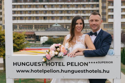 Wedding photopoint - Hunguest Hotel Pelion - Tapolca