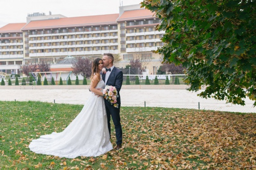 Cozy wedding in autumn - Hunguest Hotel Pelion - Tapolca