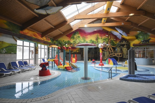 Aquarius Adventure and Park Bath - Hunguest Hotel Sóstó - Nyíregyháza