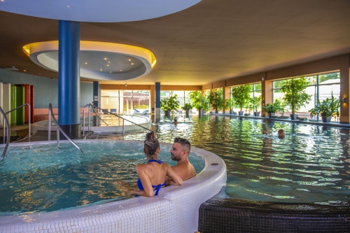 Silent Wellness – Private spa - Hotel Forrás  - Szeged