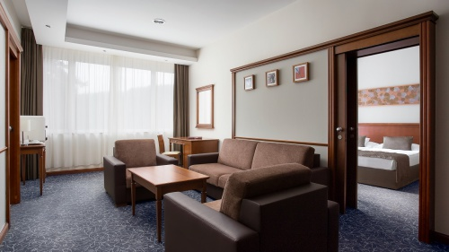 Luxury apartment with meeting room - Saliris Resort Spa & Conference Hotel - Egerszalók