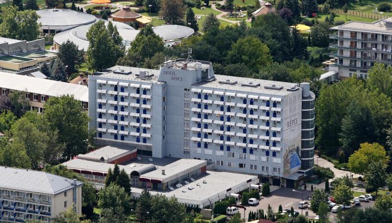 Hunguest Hotel R 233 Pce B 252 Kf 252 Rdő Dreisterne Superior