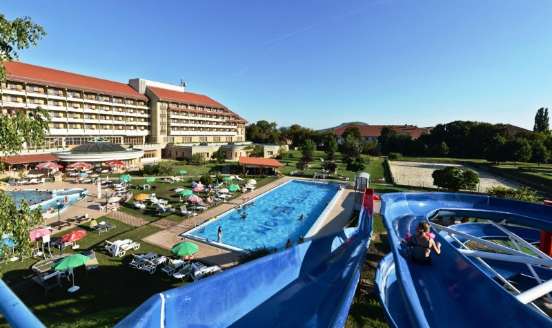Hunguest Hotel Pelion Tapolca Four Star Hotel In Tapolca