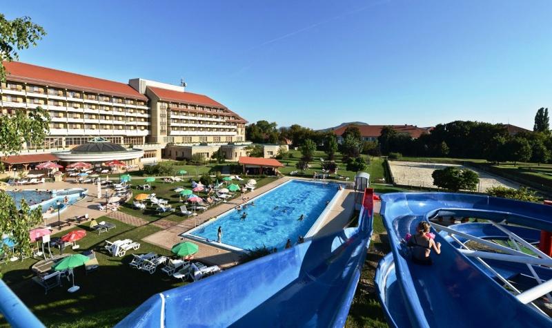 Hunguest Hotel Pelion Tapolca Four Star Hotel In Tapolca