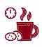 Kávé és sütemény