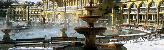 Hotels in Budapest, spa & wellness