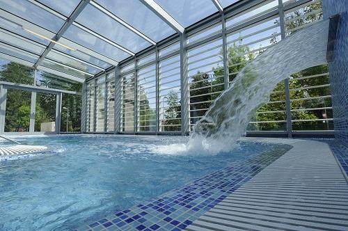 Erkel Hotel Gyula - wellness centrum