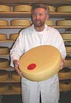 Kasereck - how to make cheese
